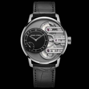 ARMIN STROM SYSTEM 78 GRAVITY EQUAL FORCE Black Dial 1