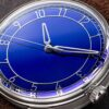 SARTORY BILLARD SB04 BLUE POLISHED TITANIUM DIAL REVIEW