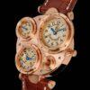 VIANNEY HALTER ANTIQUA PERPETUAL CALENDAR Pink Gold