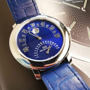 GÉRALD GENTA AND BVLGARI: A STORY OF WATCHMAKING GENIUS