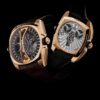 CYRUS KLEPCYS VERTICAL SKELETON TOURBILLON ROSE GOLD Ref. 539.506.GG REVIEW
