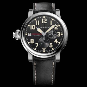 GRAHAM CHRONOFIGHTER VINTAGE FORTRESS CHRONOGRAPH REF. 2FOAS.B01A