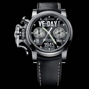 GRAHAM CHRONOFIGHTER VINTAGE VE-DAY CHRONOGRAPH REF. 2CVES.B12A