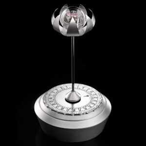 ANTON SUHANOV LOTUS TABLE CLOCK