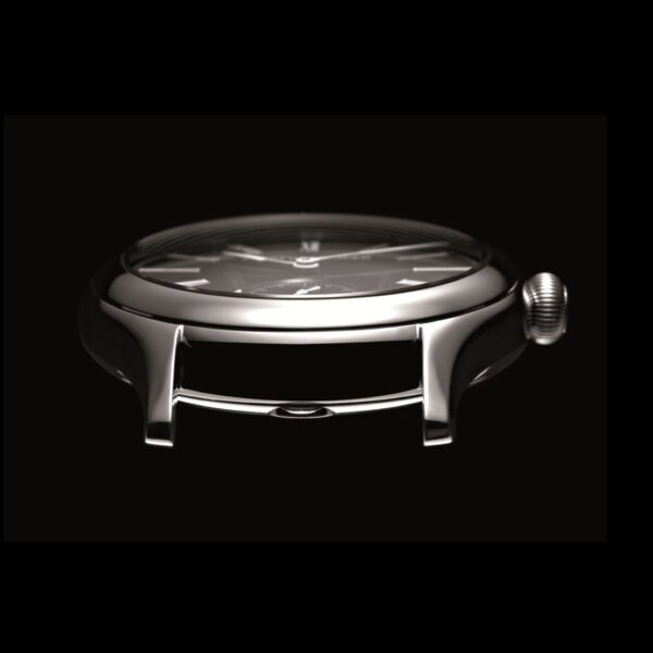 LAURENT FERRIER CLASSIC TOURBILLON – ONYX WITH WHITE PAINTED DIAL LCF001.02.G1.N01 CASEBACK