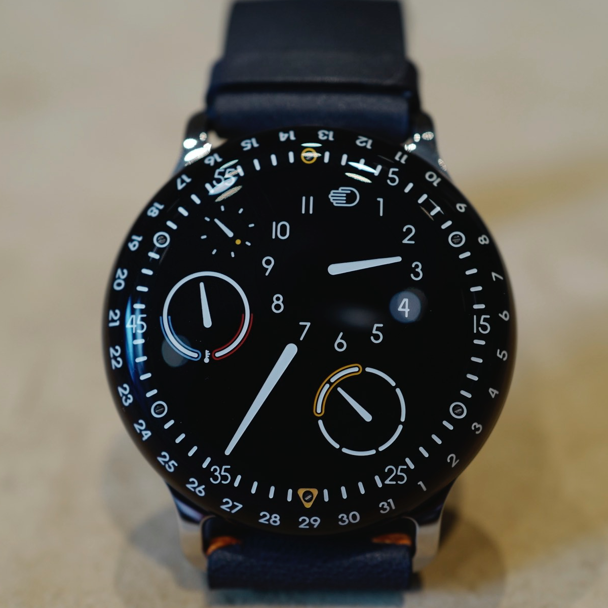 Ressence Type 3 >> Type 3 Limited Edition Watches